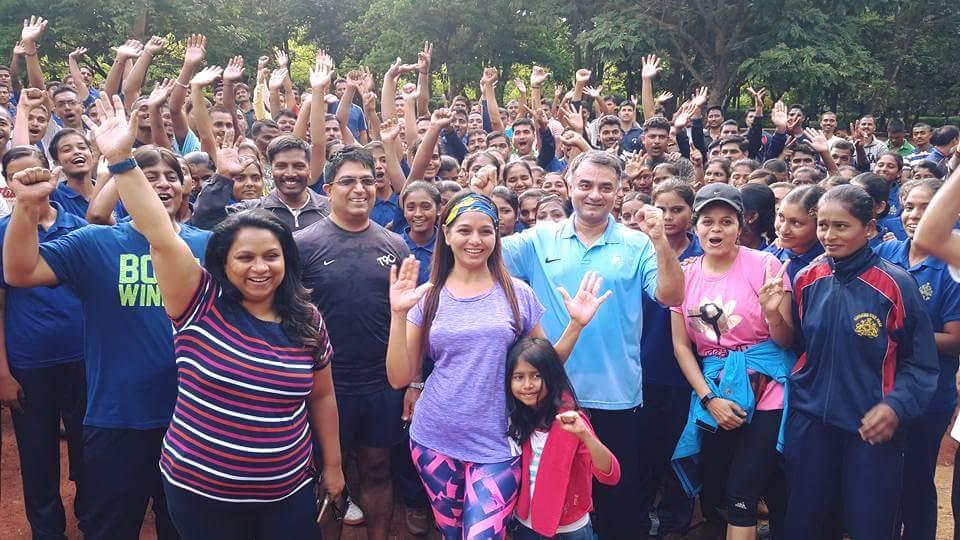 Aarohan Run – Namma Police Run