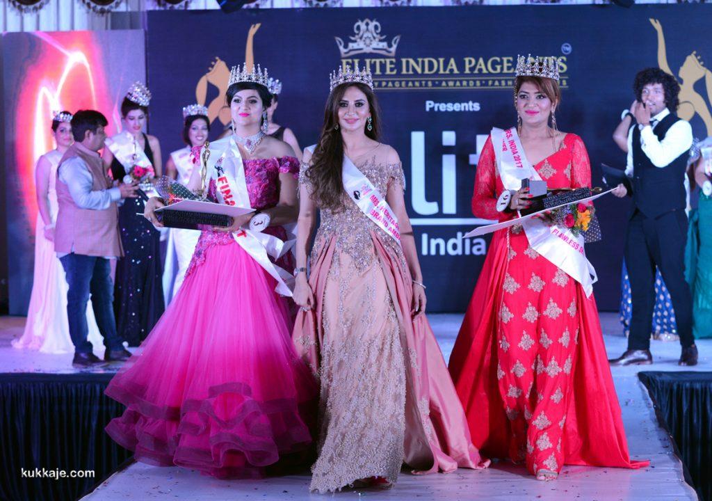 Glimpse of Elite Mrs India Finale