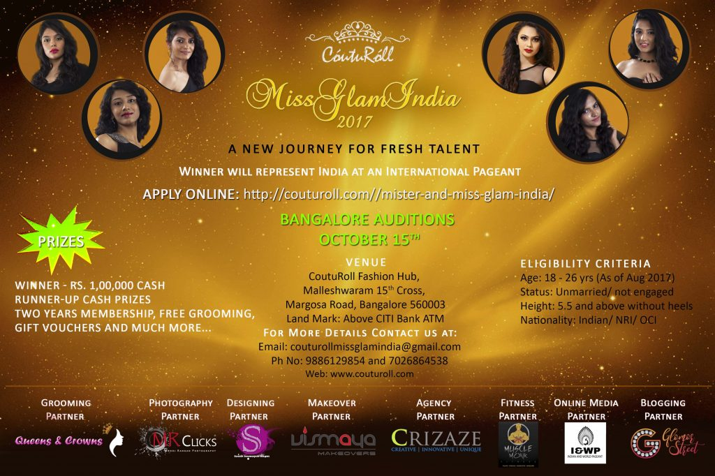 Mister and Miss Glam India