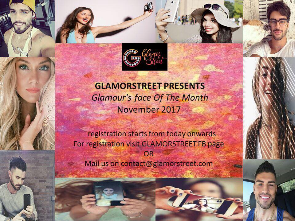 GLAMOURS FACE OF THE MONTH