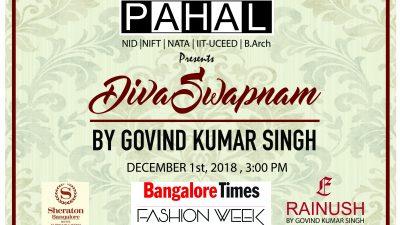PAHAL presents DIVA SWAPNAM