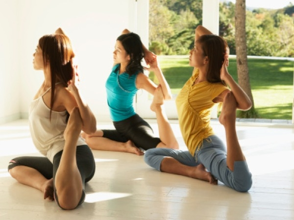 YOGA CAN ASSIST IN PCOS TREATMENT