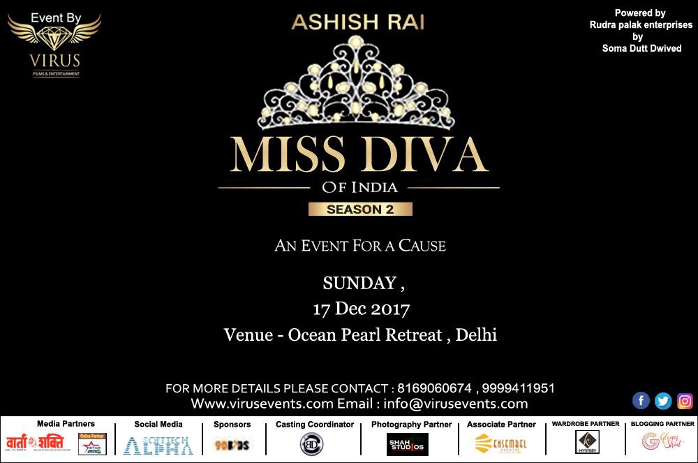 MISS/MRS DIVA OF INDIA (NATIONAL)