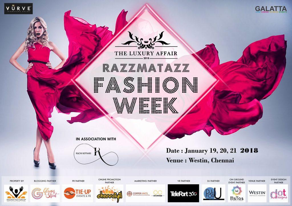 RAZZMATAZZ FASHION WEEK 2018